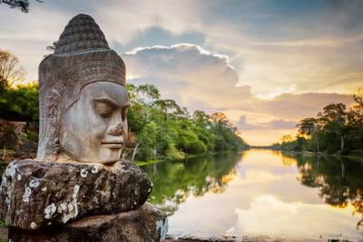 Angkor and Phnom Penh